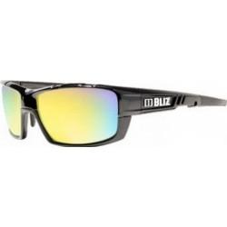 """Спорт. солнцезащитные очки со сменными линзами, мод. """"BLIZ Active Tracker Black"""" 9020-19"""