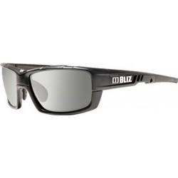"""Спорт. солнцезащитные очки со сменными линзами, мод. """"BLIZ Active Tracker PolarizedMatBlack"""" 9020-10"""