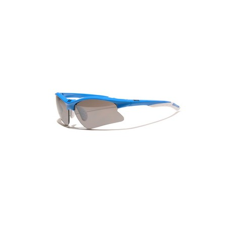 "Спорт. солнцезащитные очки, мод. ""BLIZ Active Speed Blue/White Rubber"" 9061-30"