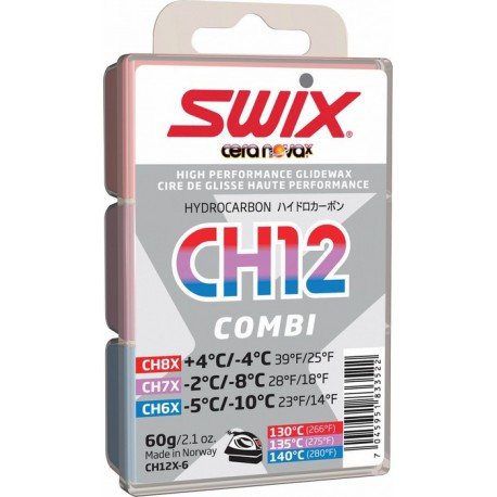 """""""Swix"""" Парафин комби: CH12X Combi 60g."""
