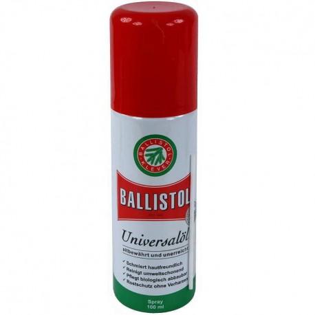 Масло оружейное BALLISTOL spray, 100ml