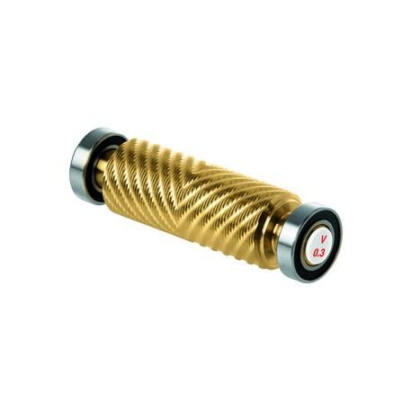 """""""Swix"""" Медный ролик с V-образной структурой 0,75 мм T0423075V"""