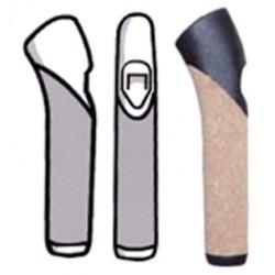 Рукоятка для лыжной палки РГ-25, посадочный диаметр 16 мм