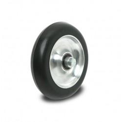 """Колесо для лыжероллеров (тип """"Marwe"""") каучук 100 мм."""