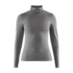 Рубашка с высок.воротником CRAFT ESSENTIAL WARM жен.
