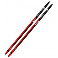 Беговые лыжи TISA RACE CAP UNIVERSAL JR N90118