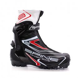 Лыжные ботинки SPINE NNN Concept Skate (296), коньков.