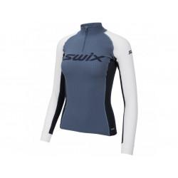 Рубашка SWIX RaceX с воротником (W)