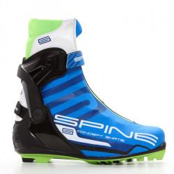 Лыжные ботинки SPINE NNN Concept Skate Pro (297), коньков.