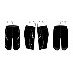 KV+ Тренировочные шорты WINTER SHORTS TORNADO short zipper