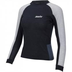 Рубашка SWIX ASPIRE WOOL BLEND LS (W)