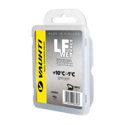 Низкофторовый парафин VAUHTI LF RACE WET желтый +10/-1С 45g.