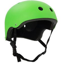 Шлем роликовый Larsen Special (H4) салатовый