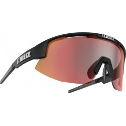 Спорт. солнцезащитные очки, мод. BLIZ Active Matrix Matt Black M10 52804-14